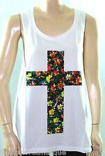 ELEVEN PARIS tee shirt oversized DROWE blanc femme taille S