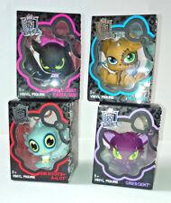 Monster High Figura De Vinilo De Mascotas contar fabulosa Sir pitos Búho Watzit Media Luna gato