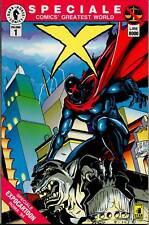 ★ COMICS GREATEST WORLD: X  - SPECIALE EXPOCARTOON 94