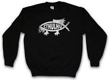 CTHULHU FISH PULLOVER Ichtys Miskatonic Dämon Deamon Insmouth Marsh Dunwich