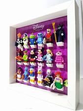LEGO Disney Rosa Acrilico Cornice per Minifigures