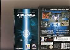 STAR WARS JEDI KNIGHT 2 Jedi OUTCAST GAMECUBE/Wii