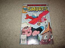 RARE SMURFS #1 cooL bronze age comic!!!!
