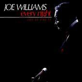 1 CENT CD Every Night: Live at Vine St. - Joe Williams