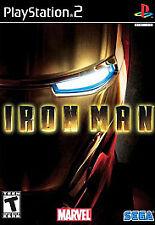 PlayStation2 : Iron Man VideoGames