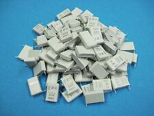 (100) EVOX MMK0 (MMK) Radial Metallized Polyester Film Capacitors: 1.2uF 5% 100V