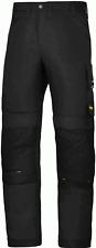 6301 AllroundWork, Black Modern Work Trousers