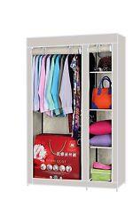 Armario ropero plegable ,armario tela organizador guardaropa