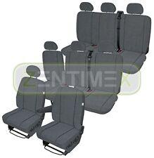 Fundas para asientos ya referencias set eb mercedes vito sustancia gris oscuro