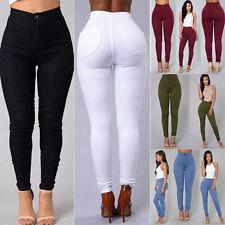 37/% OFF B19019028 Damen 77 Lifestyle Jeans Destroy Look 5-Pockets medium blau