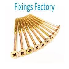 Multi-Purpose Wood Screws / Hardwood screws - Choose size/QTY TOP QUALITY!