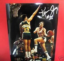 Kevin Grevey signed photo-basketball