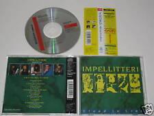 Impellitteri/Stand in Line (CBS 25dp-5084) Giappone CD + OBI