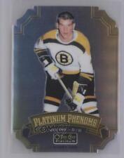 2016-17 O-Pee-Chee Platinum Phenoms Die-Cuts OPP-BO Bobby Orr Boston Bruins Card