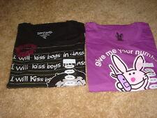 Juniors Womens Tee Shirts Size XXL (19)