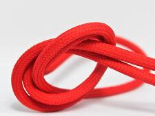 Premium Diseño Cable Textil Rojo Claro para Lámparas 2x0, 75 3x0, 75 Eu Calidad