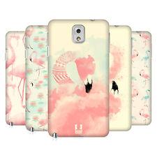 head case designs fab flamingo hard back case für samsung handys 2