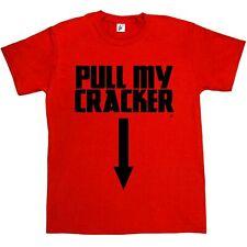 Pull My Cracker Drôle de Noël de Noël T-shirt Homme