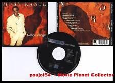 """MORY KANTE """"Nongo Village"""" (CD) 1993"""