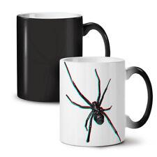 Giant Spider Horror NEW Colour Changing Tea Coffee Mug 11 oz | Wellcoda