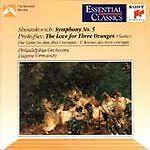 Shostakovich: Symphony No. 5; Prokofiev: Love for Three Oranges Suite CD