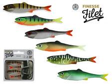 # LMAB - Finesse Filet 7 cm - alle Farben - Barsch - Zander