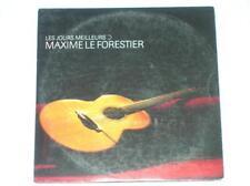 CD PROMO / MAXIME LE FORESTIER / LES JOURS MEILLEURS+++