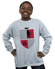 Harry Potter Niños Gryffindor Shield Camisa De Entrenamiento