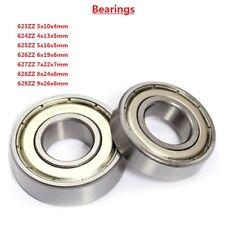 Miniature Deep Groove Ball Bearings 623 624 625 626 627 628 629ZZ Bearing Steel