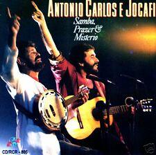 ANTONIO CARLOS E JOCAFI - SAMBA PRAZER MISTERIO-CD NEW