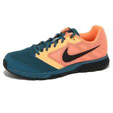 1363O sneaker NIKE ZOOM FLY arancione/grigio scarpe uomo shoes men
