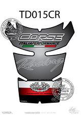 Ducati 848 1098 1198 Corse Replica Motorcycle Tank Pad Motografix Gel Protector