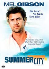 Summer City DVD (2006) Mel Gibson, Steve Bisley NEW
