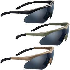 Schutzbrille SWISS EYE RAPTOR mir 3 Gläsern, Schießbrille, Splitterschutzbrille