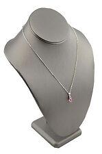 Alta calidad collar Display Stand busto de tienda de joyas Elección del Color al por mayor