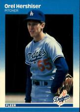 1987 Fleer Glossy Baseball Card #s 441-660 - You Pick - Buy 10+ cards FREE SHIP