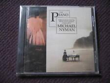 CD MICHAEL NYMAN - BOF THE PIANO / japan edit / excellent état