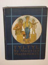 Maeterlinck TYLTYL Illus. by Herbert Paul 1920