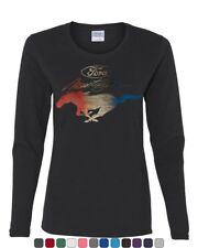 Ford Mustang Logo Women's Long Sleeve T-Shirt GT Shelby Cobra Boss 302