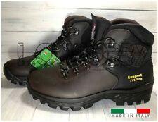 SCARPONI DA trekking GRISPORT in pelle scarponcini di CACCIA PESCA SCARPE  BOOTS 73ad5f15e00