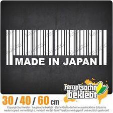 Made in Japan chf0325  in 3 Größen JDM  Heckscheibe Aufkleber