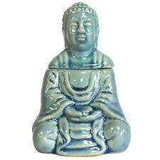 Glaze Ceramic Sitting Buddha Glaze Oil Burner Home Gift Fragrance
