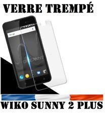 Pour Wiko Sunny 2 Plus 5.0 pouces Film Verre en Trempe Protecteur Protection