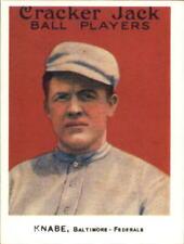 1983 Galasso Cracker Jack Reprint Baseball Choose Your Cards