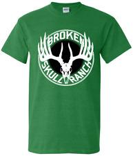 BROKEN SKULL RANCH T-shirt - BSR - S-XXL - M/F IPA challenge