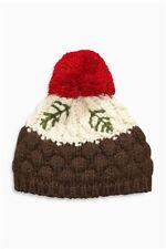 NEXT Baby Mütze Pudelmütze Bommel warm 62/68 oder 68/74/80 NEU mit Etikett