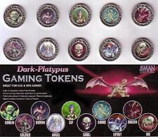 Dark platypus-Gaming jeton-trading-pièce de monnaie-CCG & JDR-roleplaying Game-z-MAN-NEUF
