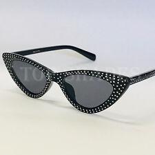 Fashion Designer Cat eye Frame Bling Diamond  Stone Women New Style Sunglasses