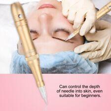 Electric Tattoo Rotary Pen Machine Gun Body Art Make Up Semi Permanent Eyebrow e