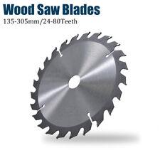 135mm to 305mm TCT Cordless Circular Saw Blade for Dewalt Makita Ryobi Bosch